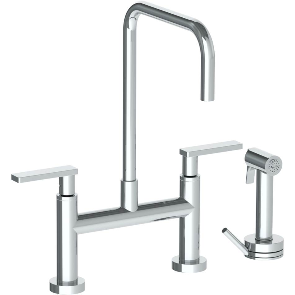 Watermark Bridge Kitchen Faucets item 70-7.65-RNS4-SN