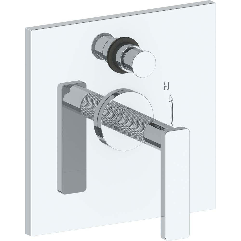 Watermark Pressure Balance Trims With Integrated Diverter Shower Faucet Trims item 70-P90-RNK8-AB