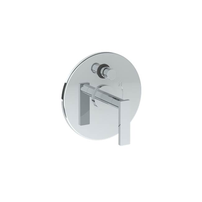 Watermark Pressure Balance Trims With Integrated Diverter Shower Faucet Trims item 70-P90-RNS4-ORB