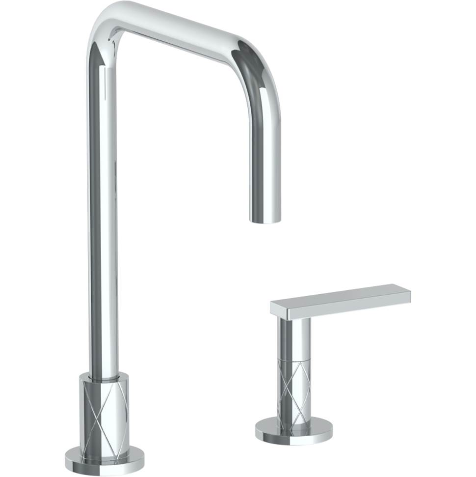 Watermark Deck Mount Kitchen Faucets item 71-7.1.3-LLD4-AGN