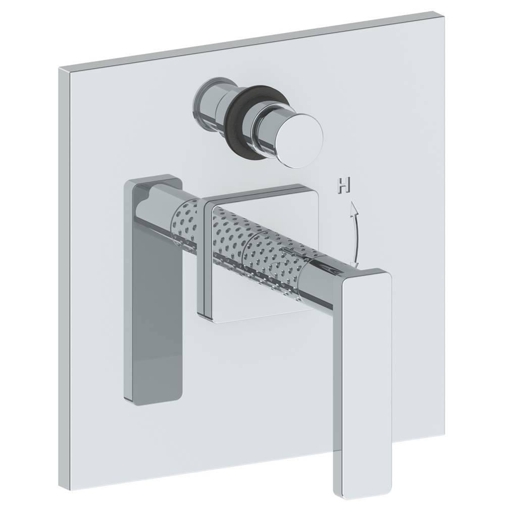 Watermark Pressure Balance Trims With Integrated Diverter Shower Faucet Trims item 71-P90-LLP5-SEL