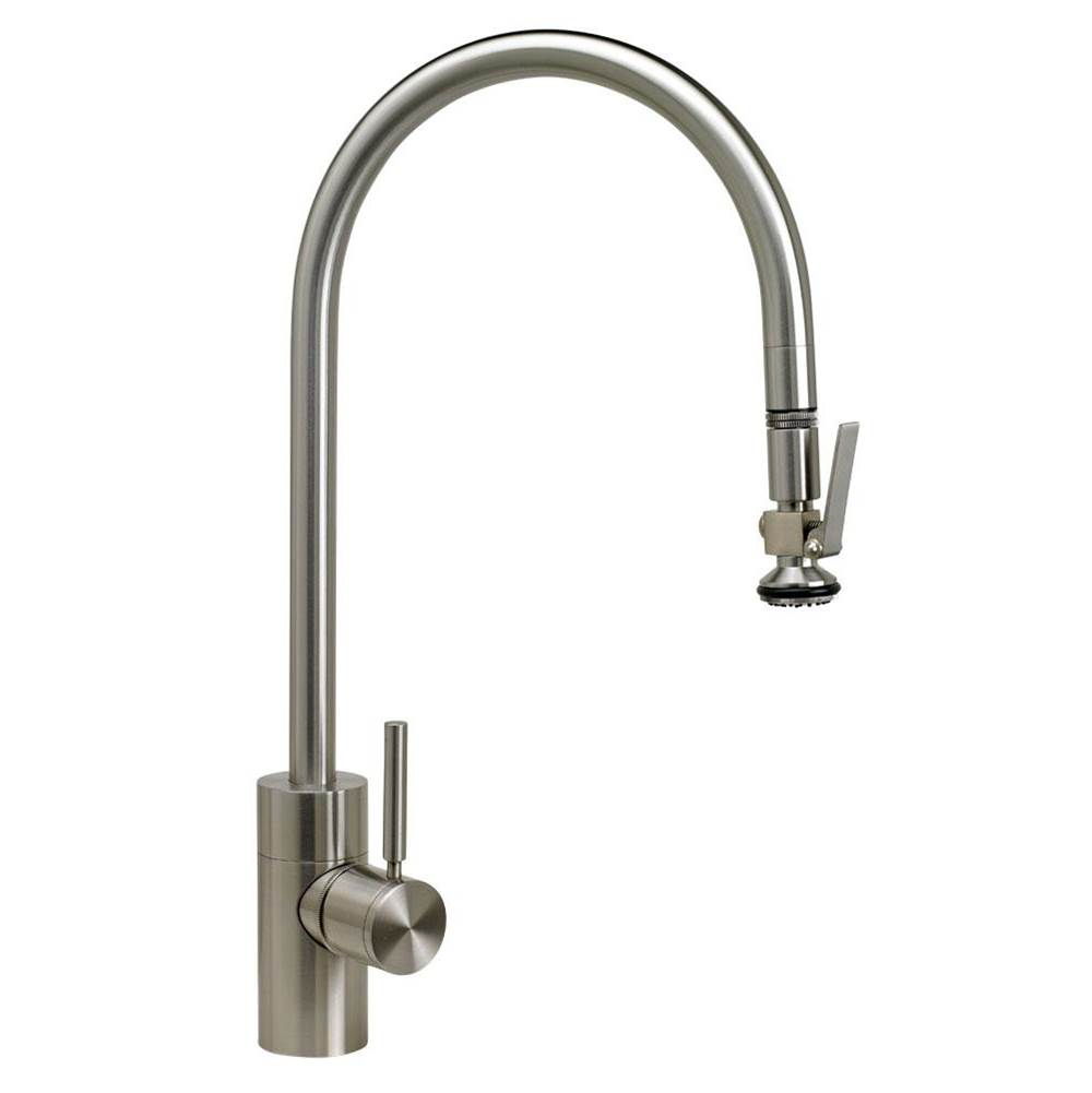 Waterstone Deck Mount Kitchen Faucets item 5700-AMB