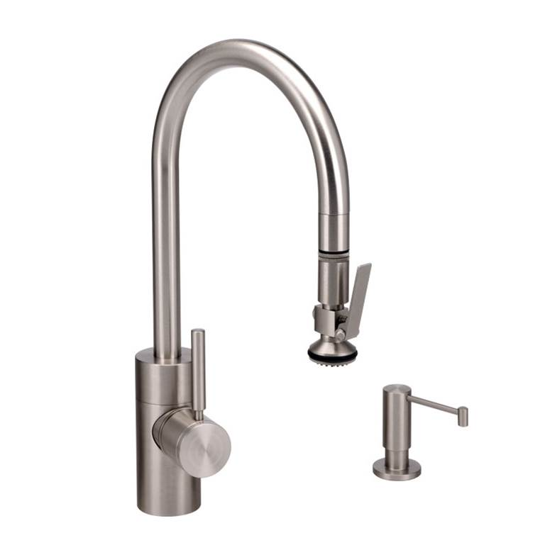 Waterstone Pull Down Faucet Kitchen Faucets item 5810-2-BLN