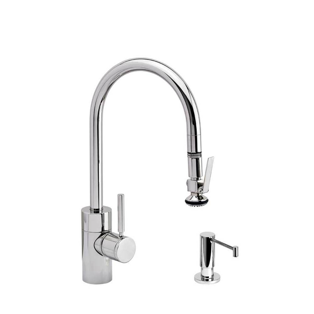 Waterstone Pull Down Faucet Kitchen Faucets item 5800-2-WC