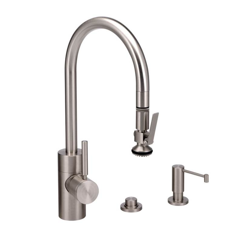 Waterstone Pull Down Faucet Kitchen Faucets item 5810-3-DAB
