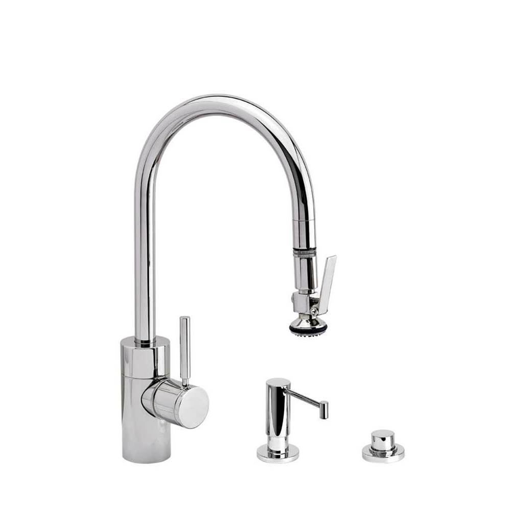 Waterstone Deck Mount Kitchen Faucets item 5800-3-AC