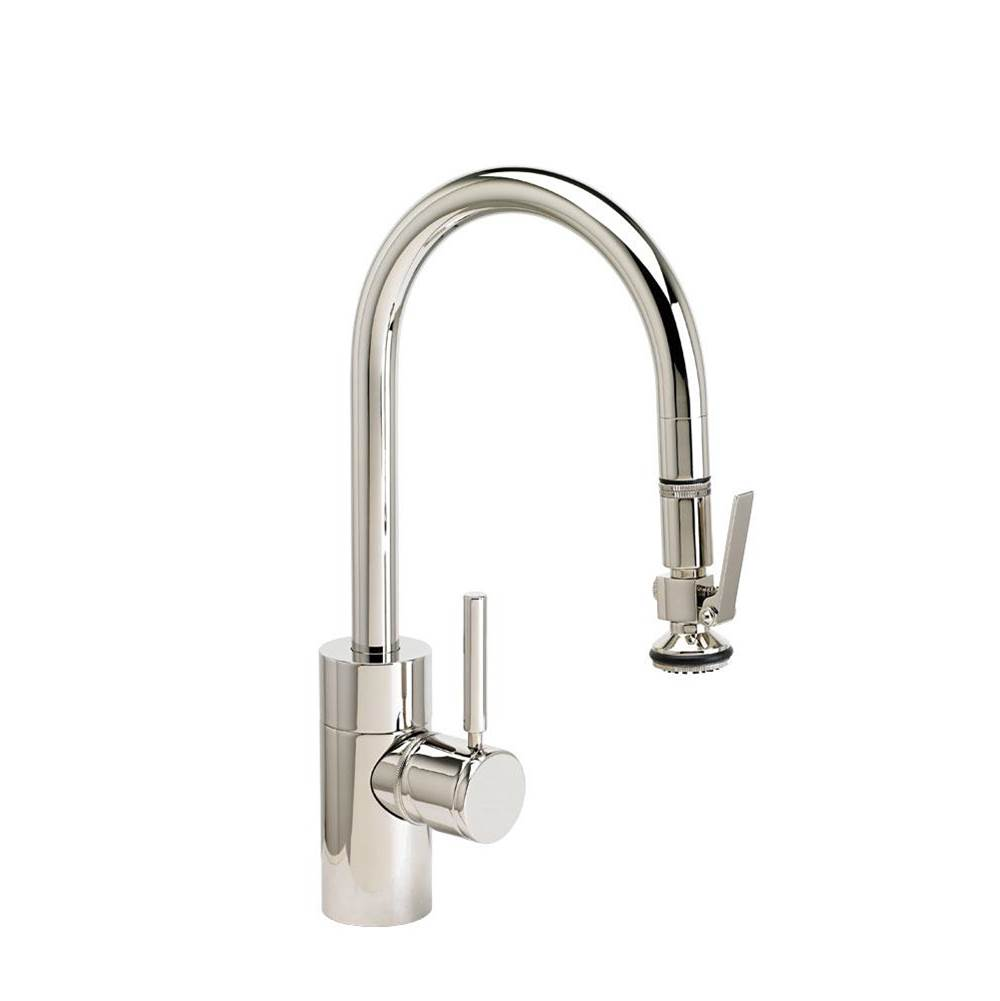 Waterstone Deck Mount Kitchen Faucets item 5930-UPB