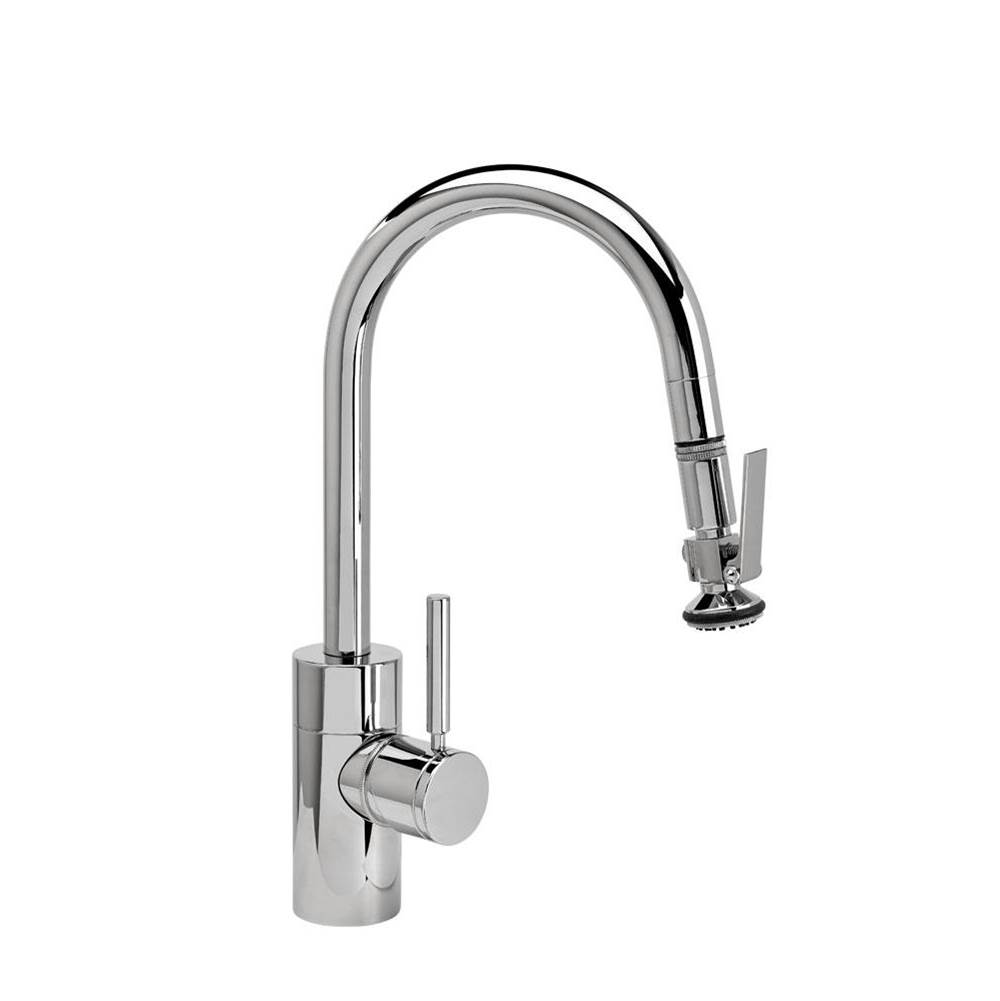 Waterstone Pull Down Faucet Kitchen Faucets item 5940-CHB