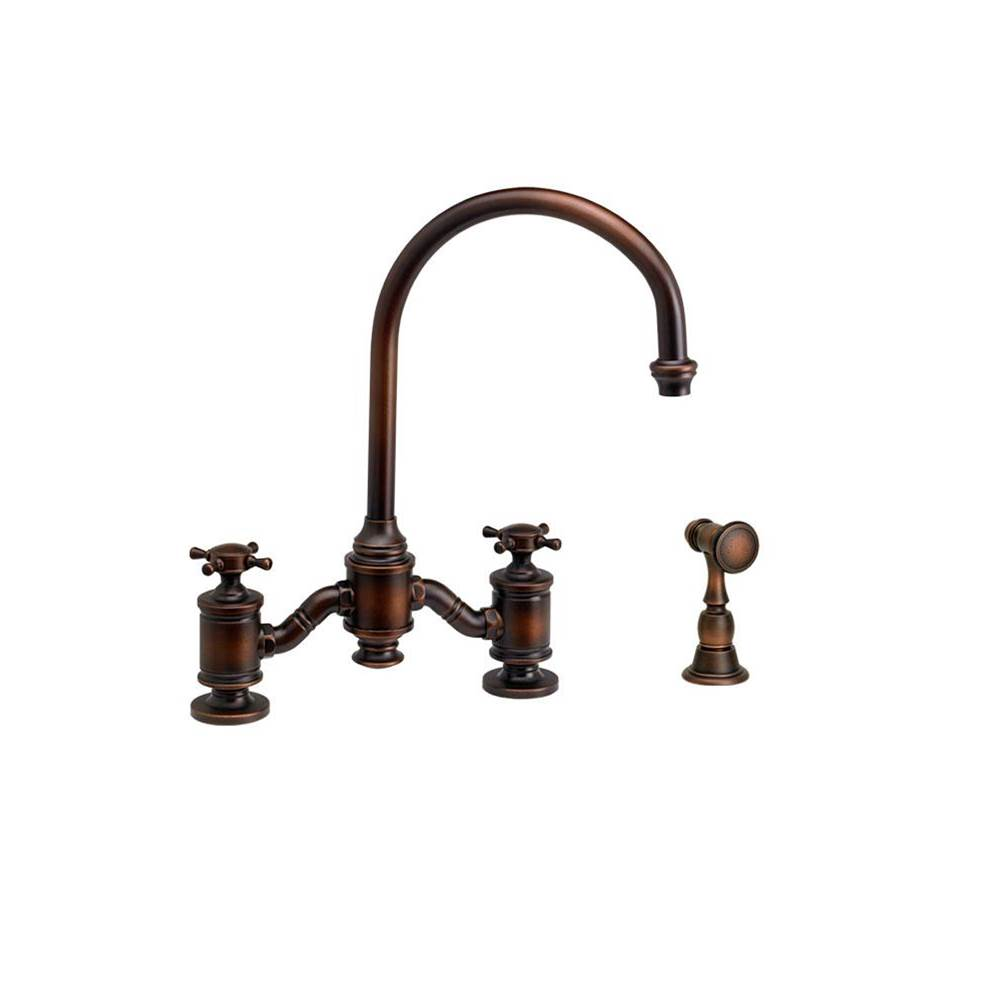 Waterstone Bridge Kitchen Faucets item 6350-1-AP