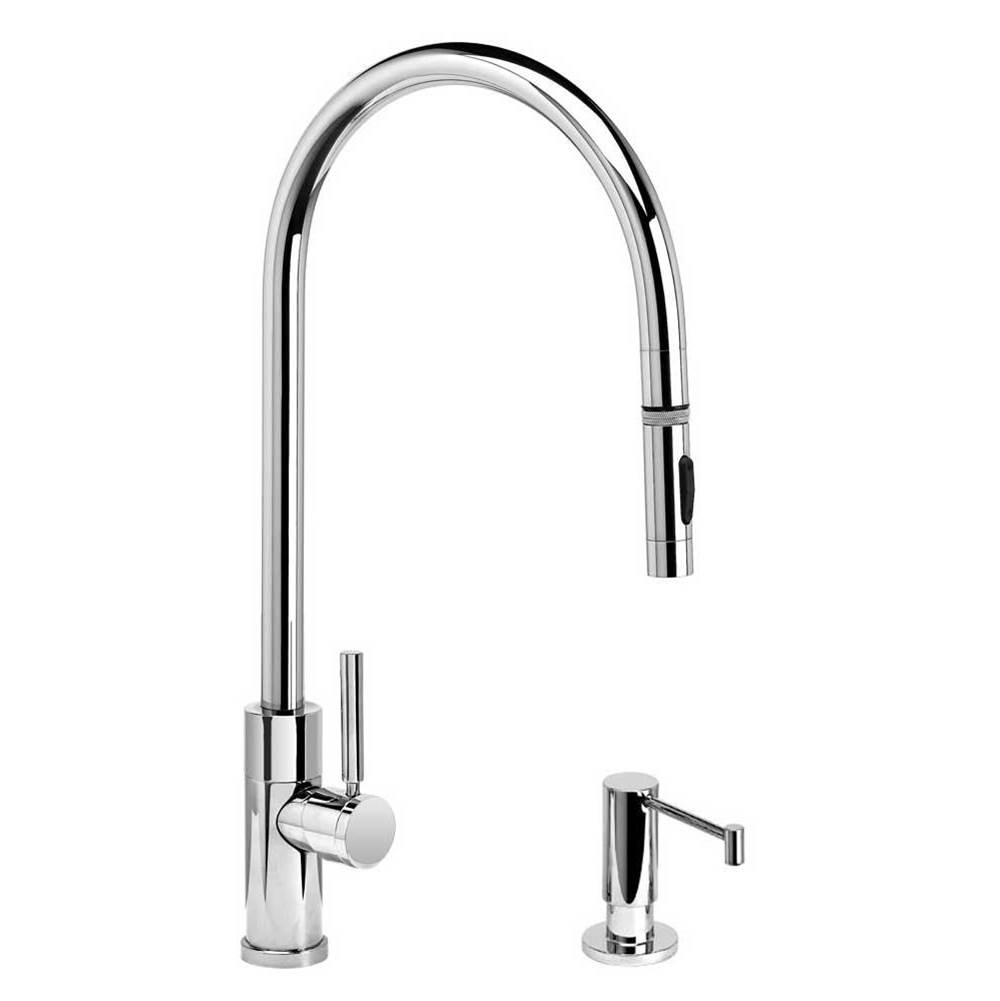 Waterstone Pull Down Faucet Kitchen Faucets item 9350-2-DAP
