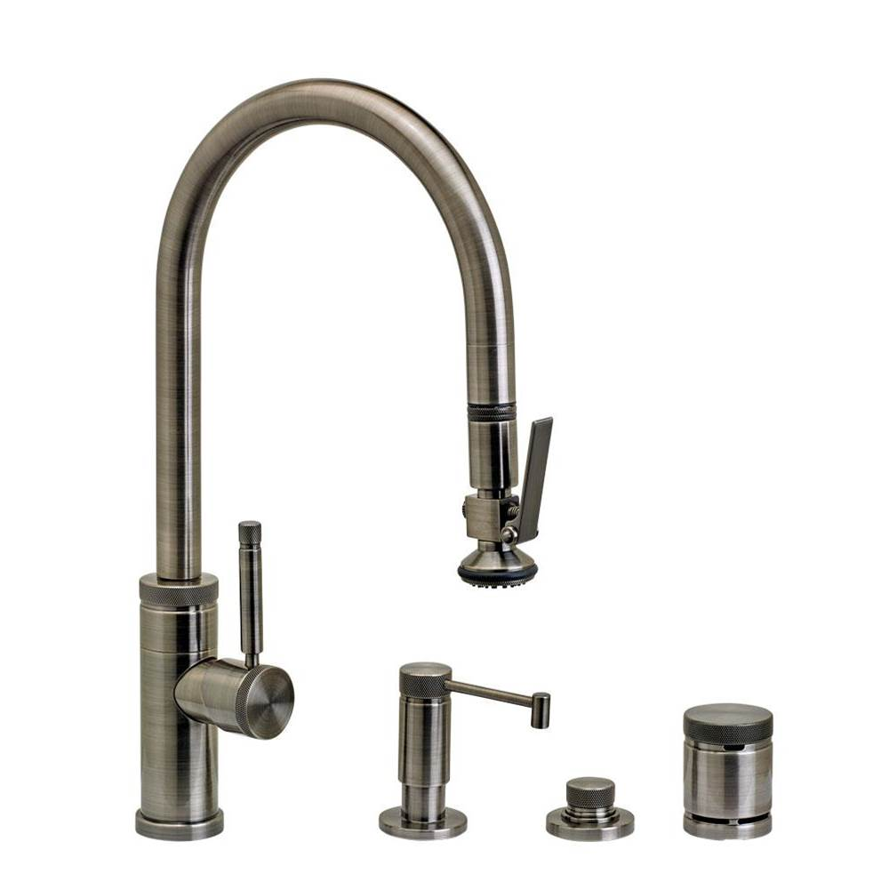 Waterstone Pull Down Faucet Kitchen Faucets item 9800-4-DAP