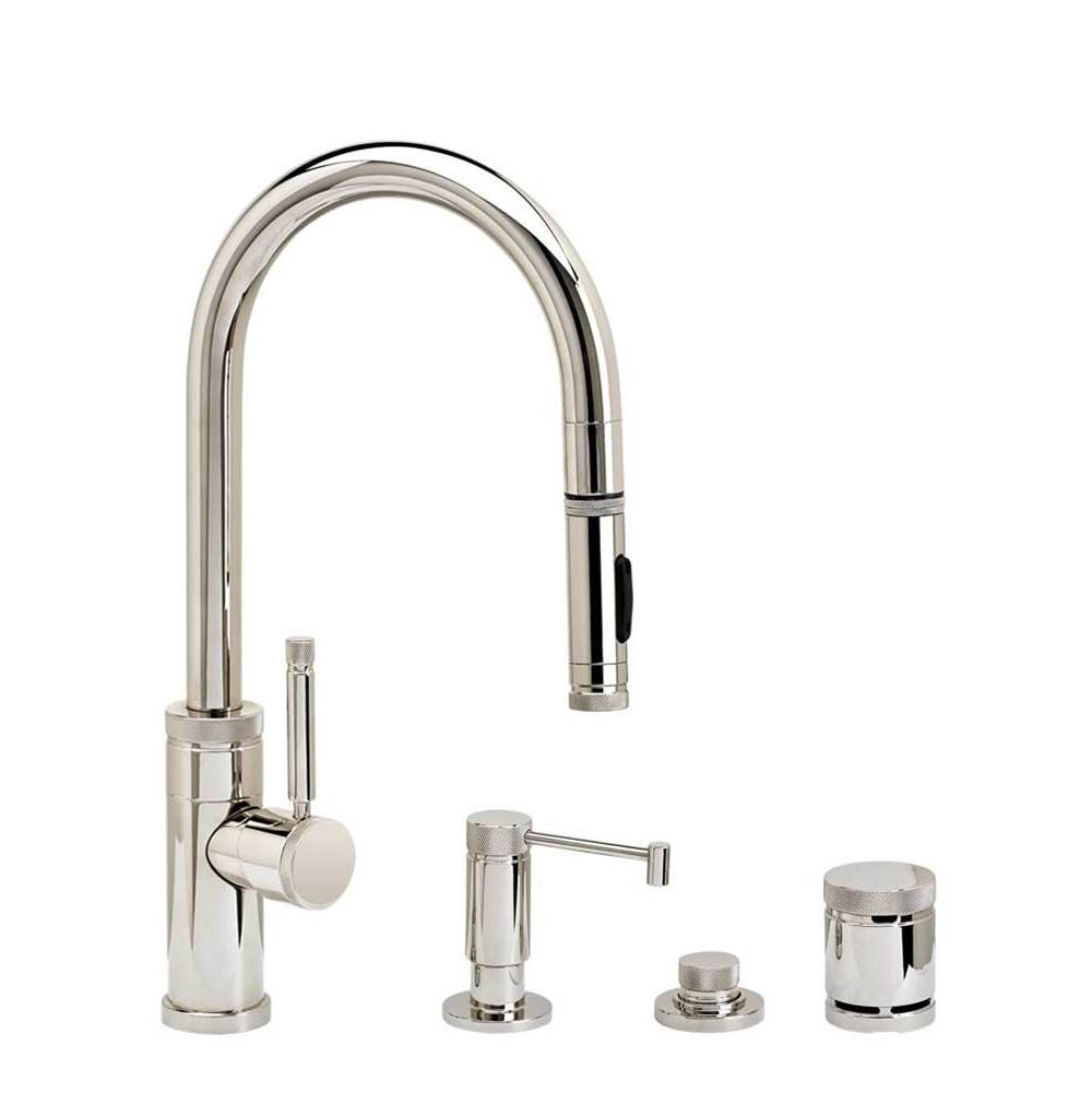 Waterstone Pull Down Faucet Kitchen Faucets item 9900-4-UPB