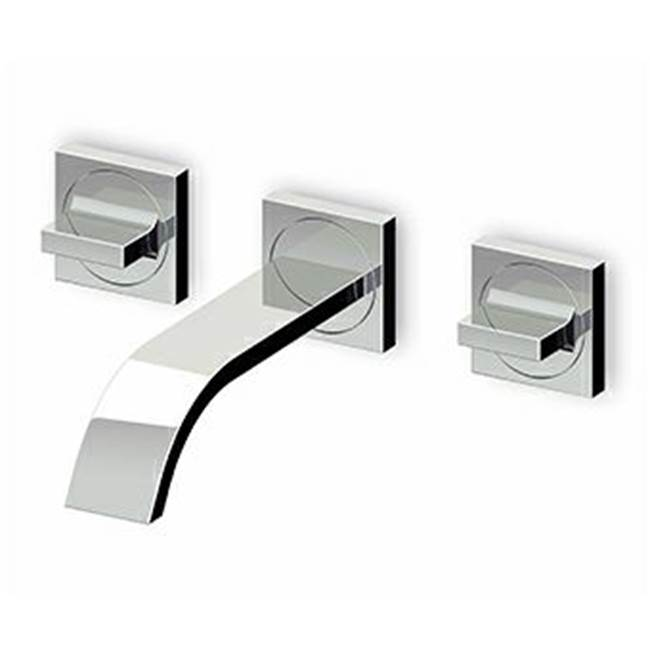 Zucchetti Faucets Wall Mounted Bathroom Sink Faucets item ZA5699.190EC3